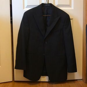Other - pin stripe suit jacket